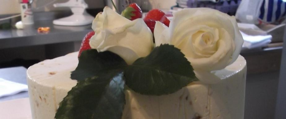 Hokey Pokey Ice Cream Cake
